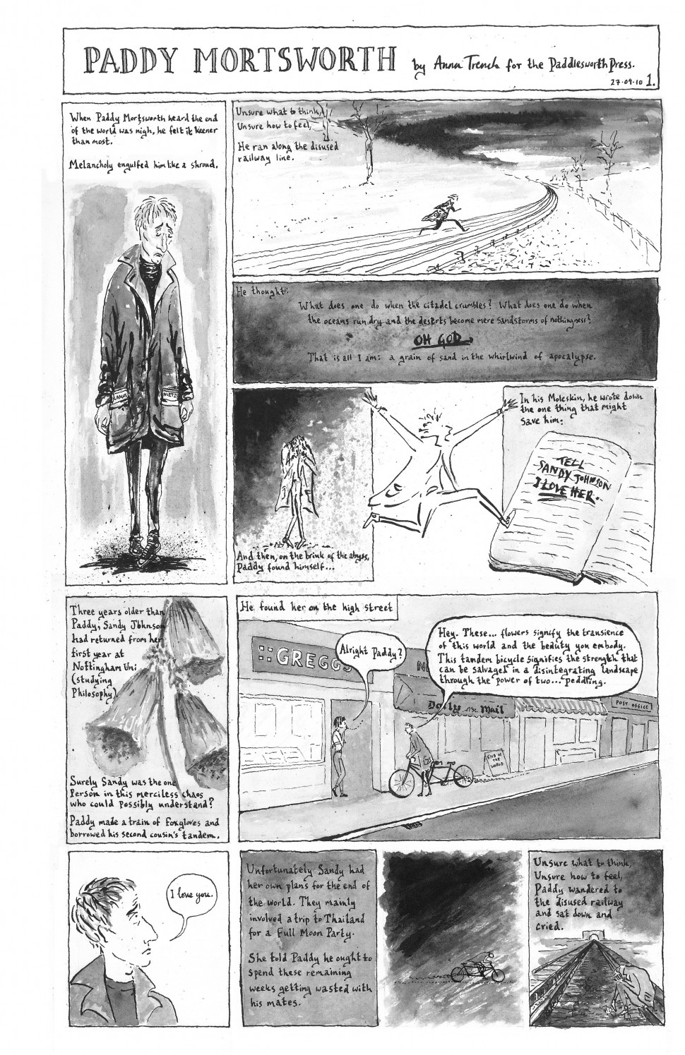 Paddy Mortsworth - Page 1