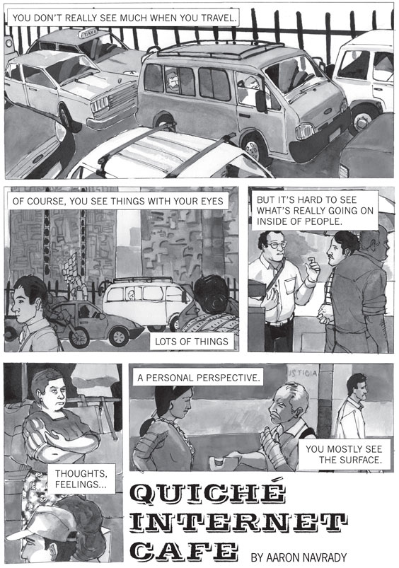 Quiché Internet Cafe - Page 3
