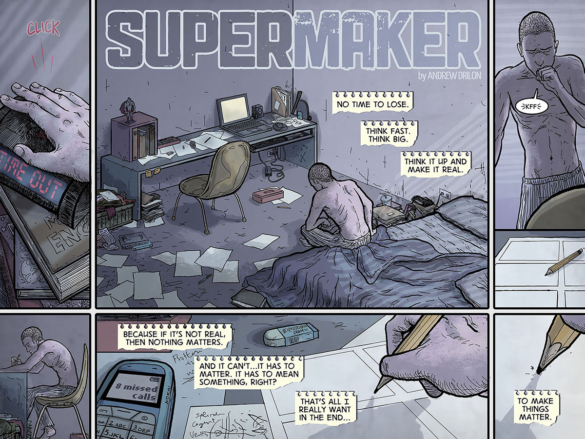 SUPERMAKER - Page 5