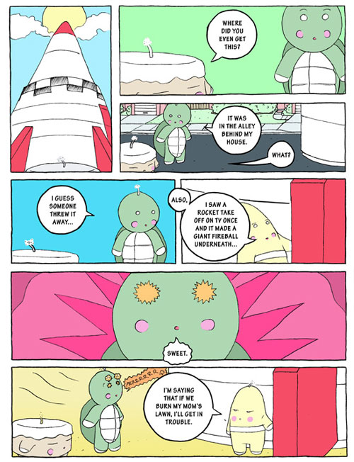 Tikboom: Global Warming, part 2 - Page 3