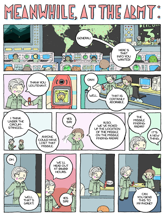 Tikboom: Global Warming, part 4 - Page 3