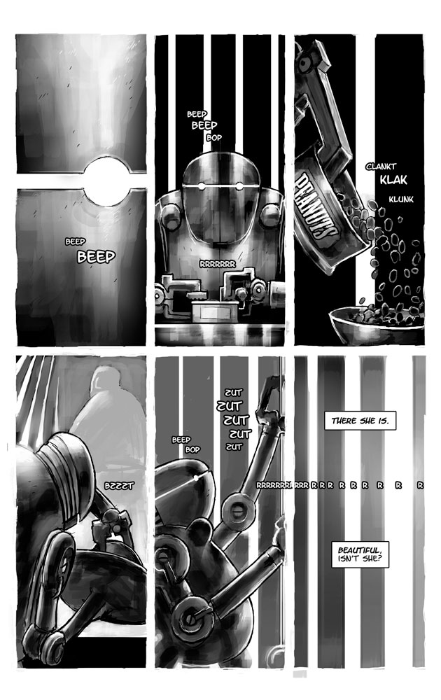 With Just One Bullet, part 1 - Page 1