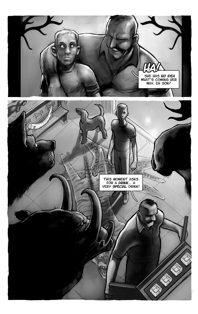 With Just One Bullet, part 1 - Page 3
