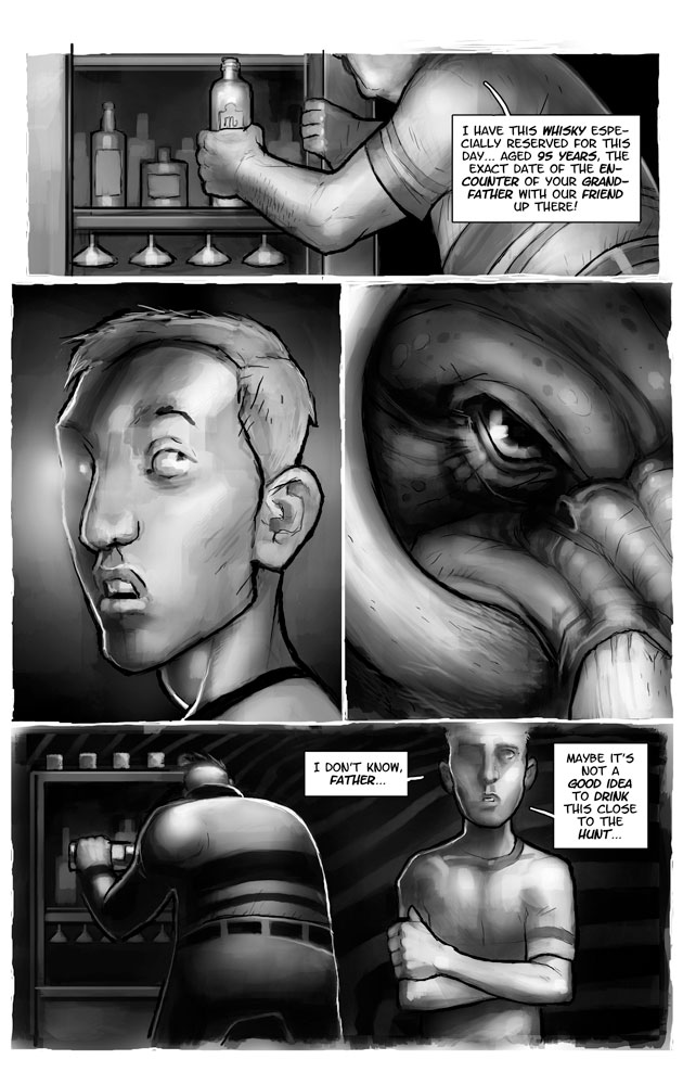 With Just One Bullet, part 1 - Page 4