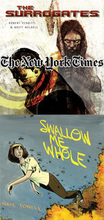 Image for THE SURROGATES is a NYT Bestseller 3 weeks running! Nate Powell wins Ignatz!