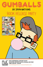 Image for GUMBALLS Launch Party in Portland!