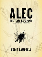 Image for The eagle has landed! Eddie Campbell's ALEC is here!