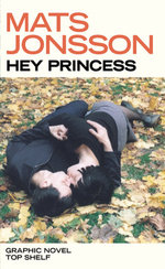 Image for CBR previews HEY PRINCESS!