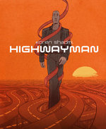 Image for Koren Shadmi's most stunning graphic novel yet: HIGHWAYMAN.