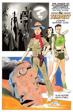 Image for Alan Moore & Kevin O'Neill present The League of Extraordinary Gentlemen, Volume IV: THE TEMPEST