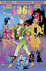 Image for Swing into the Sixties with THE LEAGUE OF EXTRAORDINARY GENTLEMEN, in stores everywhere TODAY!