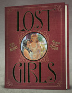 Image for LOST GIRLS finds the NY Times Bestseller list!
