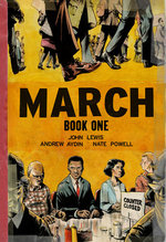 Image for Civil rights legend Rep. John Lewis to launch graphic novel trilogy in August