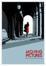 Image for BOOKLIST loves MOVING PICTURES!