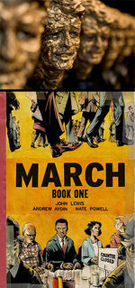 Image for MARCH: BOOK ONE wins Robert F. Kennedy Book Award — Special Recognition!