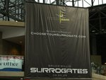 Image for SURROGATES movie buzz infiltrates New York!