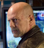 Image for First look at Bruce Willis in the SURROGATES movie!