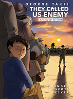 Image for More amazing news for THEY CALLED US ENEMY!