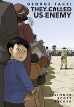 Image for George Takei's THEY CALLED US ENEMY wins APALA Award!