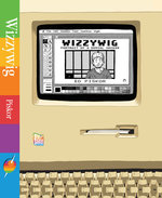 "Image for Ed Piskor ""thinks different"" with the retro cover to WIZZYWIG!"